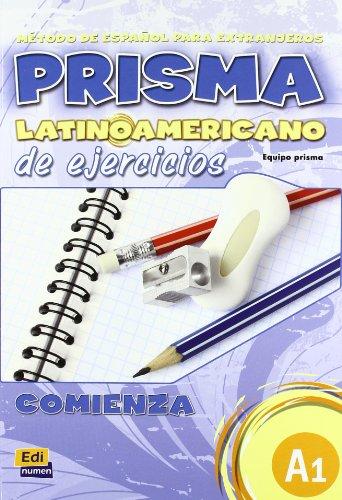 Prisma Latinoamericano A1: Exercises Book: Casado Perez, Maria