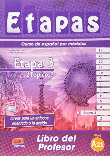 Etapa 3 Topicos?: Tutor Book: 1 (Metodos: De Dios Martin,