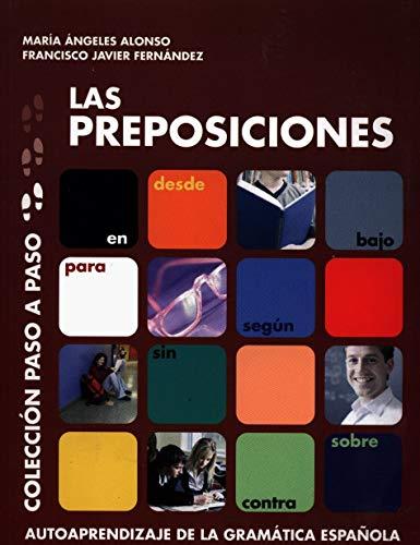 9788498481297: Las preposiciones (Spanish Edition)