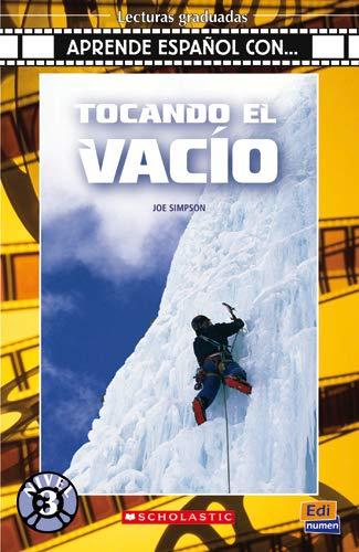 9788498481334: Tocando el vacío (Lecturas Aprende español con)