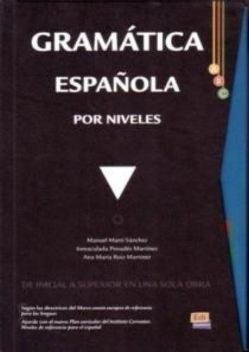 GRAMATICA ESPANOLA POR NIVELES 2 VOLUMES DE: Collectif, Collectif; Martinez,