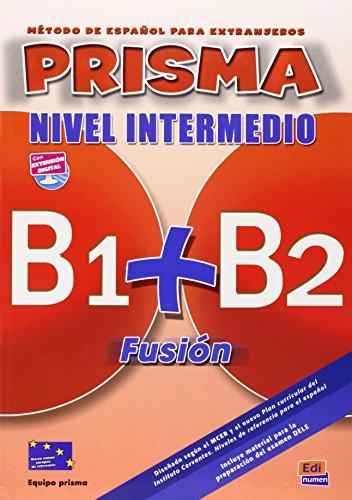 Prisma nivel intermedio : Libro del alumno: Ruth Vázquez Fernández;