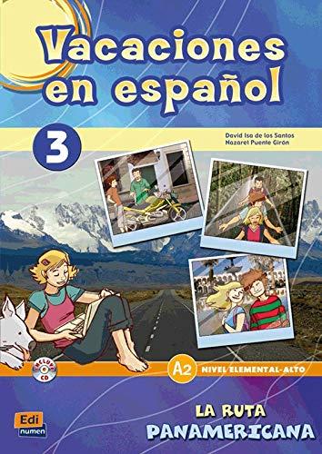 9788498481617: Vacaciones En Espanol 3: Book + CD (Spanish Edition)
