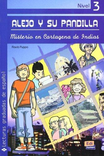 9788498481761: Alejo y Su Pandilla Book 3 (Spanish Edition)