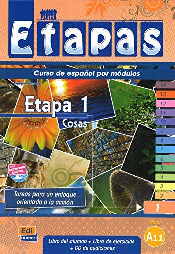 9788498481808: Etapa 1. Cosas -Libro del alumno (Etapas)
