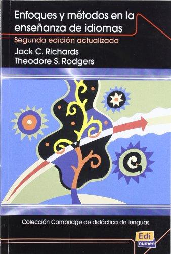 9788498482065: Enfoques y métodos en la enseñanza: 1 (Cambridge de didáctica de lenguas)