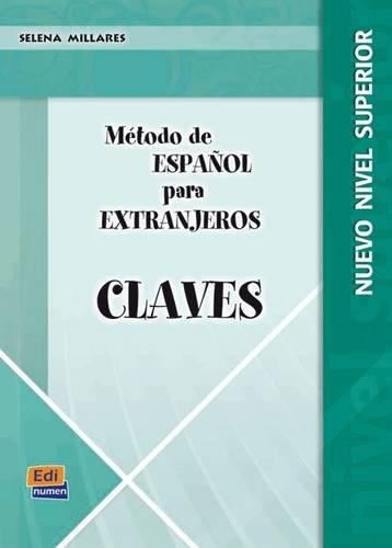 9788498482126: Método de español Superior - Claves (Metódo español para extranjeros)