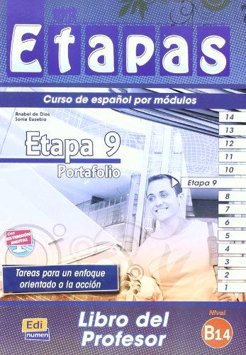 9788498482171: Etapa 9. Portafolio - Libro del profesor (Etapas)