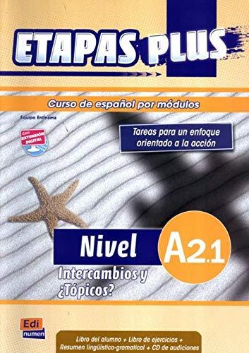 Curso de espanol por modulos A2.1 /: Equipo Entinema, Equipo