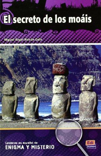 9788498482331: El secreto de los moais / The Secret of the Moais (Spanish Edition)