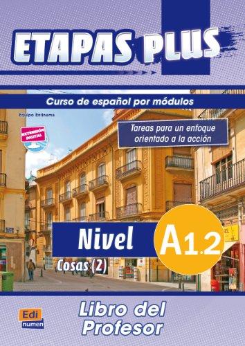 9788498482478: Etapas Plus A1.2: Tutor Book (Spanish Edition)