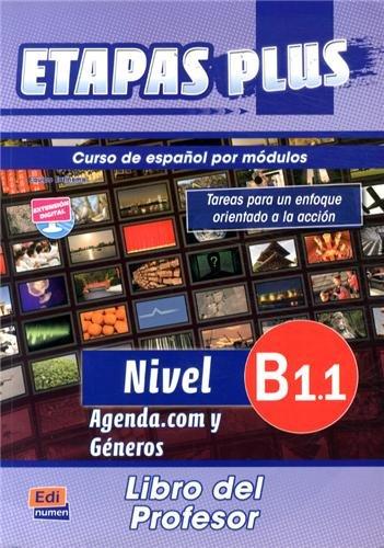 Etapas Plus B1.1: Tutor Book (Paperback): Anabel de Dios