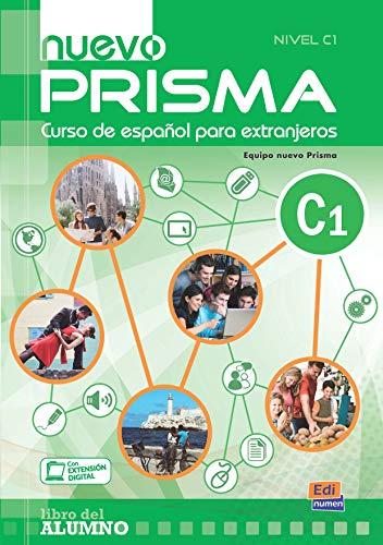 9788498482539: Nuevo Prisma C1: Student Book +CD (Spanish Edition)
