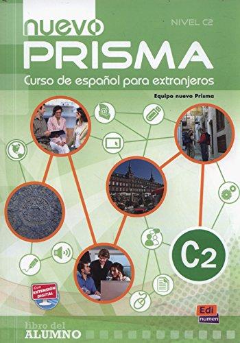 Prisma Spanish Book