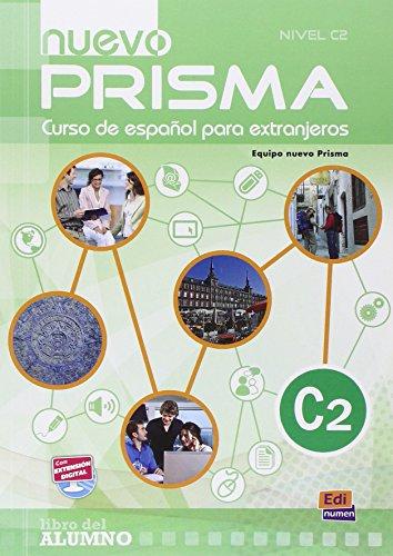 9788498482584: nuevo Prisma C2 - Libro del alumno + CD