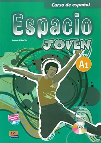 9788498483161: Espacio Joven / Youth Space: Nivel A1 / Level A1 (Curso De Espanol / Spanish Course) (Spanish Edition)