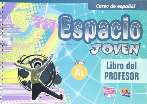 9788498483284: Espacio Joven Nivel A1 / Youth Space (Curso De Espanol / Spanish Course) (Spanish Edition)