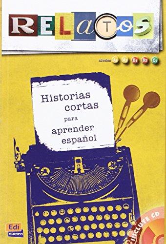 Relatos : Historias cortas para aprender espanol: Carmen Rosa de