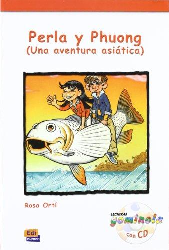 9788498483338: Perla y Phuong (Una aventura asiática) (Lecturas Gominola)