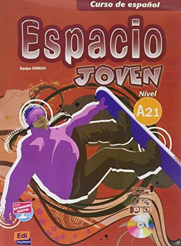 Espacio Joven A2.1: Student Book: Fidel Riva Fernandez,