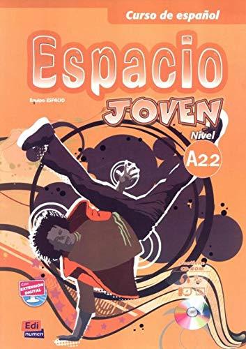 Espacio Joven A2.2 Libro del Alumno +: Fidel Riva Fernandez,