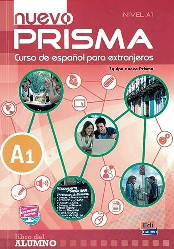 9788498483659: Nuevo Prisma A1: Student Book + CD (Spanish Edition)