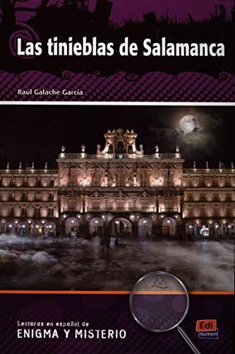 9788498483765: Las tinieblas de Salamanca