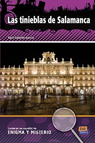 9788498483772: Las tinieblas de Salamanca (1CD audio)