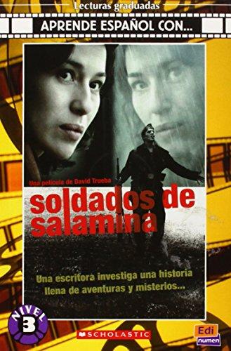 9788498483802: Soldados De Salamina: Book + CD (Spanish Edition)