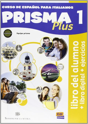 Prisma plus 1 Libro del alumno + PRISMA PLUS