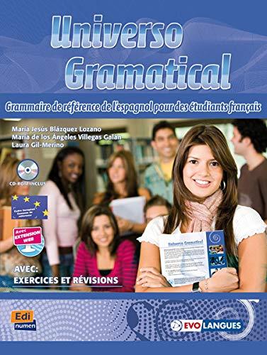 Universo Gramatical Version francesa + ELEteca Access (Hardcover): Maria Jesus Blazquez Lozano