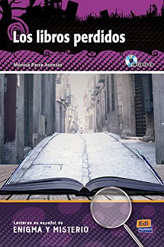 9788498484342: Los libros perdidos Book + CD (Enigma y Misterio) (Spanish Edition)