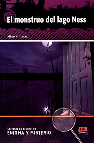 9788498484359: El monstruo del lago Ness (Lecturas de Español Eenigma y misterio)