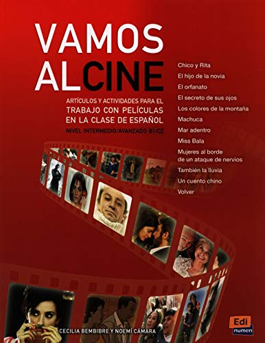 9788498485141: Vamos al cine (Spanish Edition)