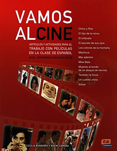 Vamos al cine (Paperback): Noemie Camara
