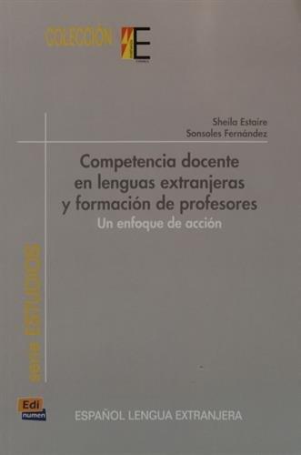 9788498485189: Competencia docente en lenguas extranjer (Estudios y recursos)