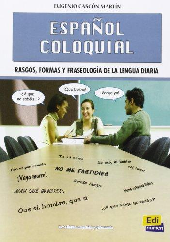 9788498485325: Espanol coloquial