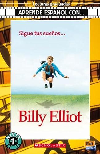 9788498485424: Billy Elliot + CD (Lecturas Aprende español con)