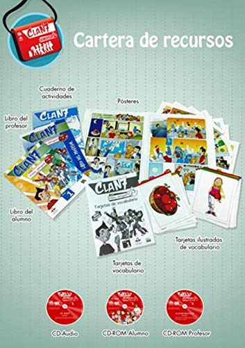 9788498485462: Clan 7 con Hola Amigos!: Complete Tutor Pack Level 1 (Spanish Edition)