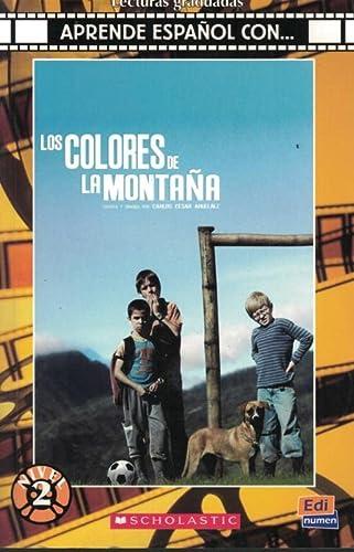 9788498486278: Los colores de la monta�a + CD (Lecturas Aprende espa�ol con�)