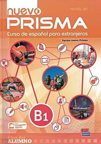 9788498486360: nuevo Prisma B1 - Libro del alumno: Curso de Espanol Para Extranjeros (Español Lengua Extranjera)