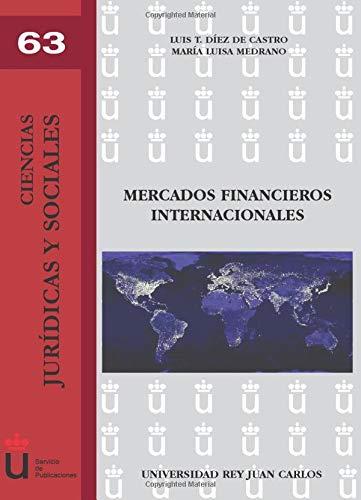 9788498490008: Mercados Financieros Internacionales (Spanish Edition)