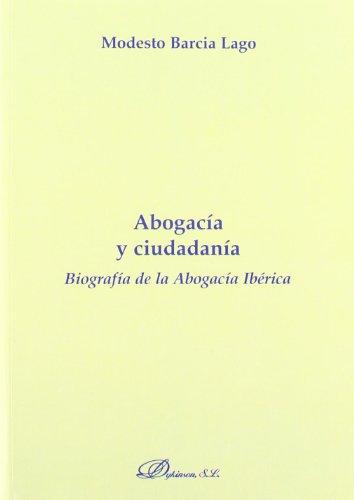 9788498491555: Abogacía Y Ciudadanía (Colección Derecho Romano)