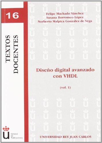 9788498494198: Diseño Digital Avanzado Con VHDL (Spanish Edition)