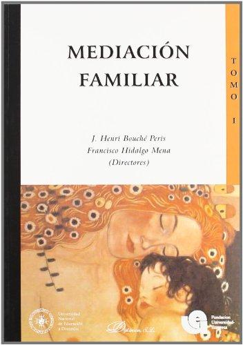 9788498497977: Mediación familiar. Tomo I: 1