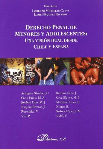 Derecho Penal de menores y adolescentes/ Juvenile Criminal Law and Adolescents: Una vision ...
