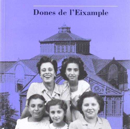 9788498501711: Dones de l'Eixample (Memoria de Barcelona)