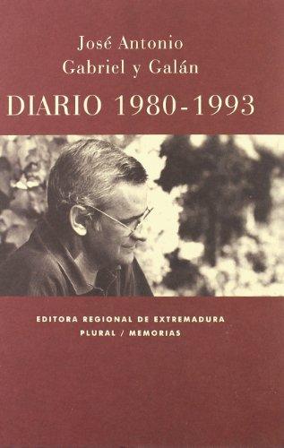 9788498520064: Diario 1980-1993