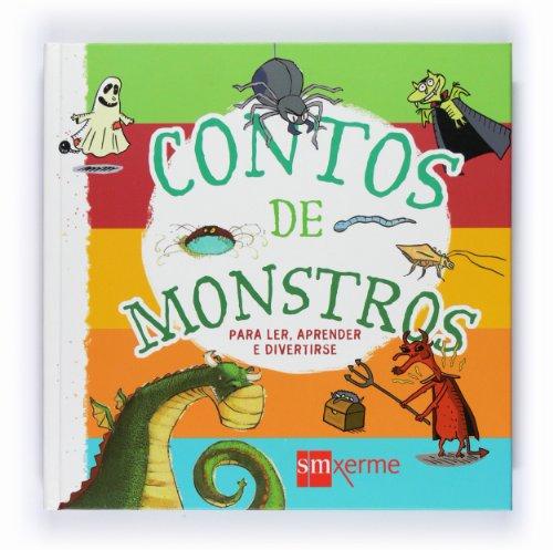 9788498540543: Contos de monstros para ler, aprender e divertirse
