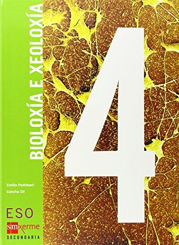 9788498540734: ANT/(G).(08).BIOLOXIA XEOLOXIA 4ºESO *EN GALEGO*